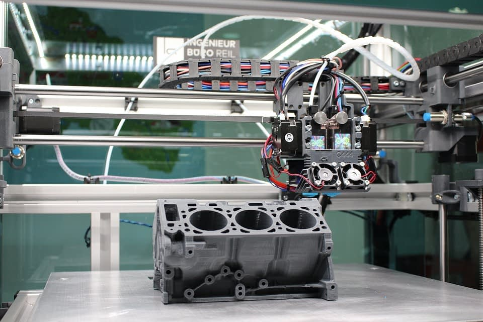 Polycarbonate from Biomass for Additive Manufacturing?